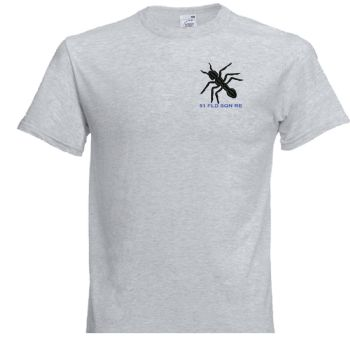51 Fld Sqn Embroidered T-shirt